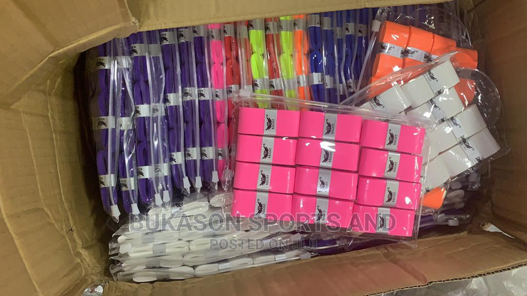 Colorful Racket Grips