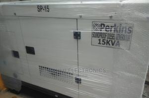 15kva Perkins Soundproof DIESEL Generator 100%Coppa | Electrical Equipment for sale in Lagos State, Lekki