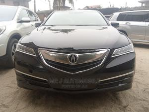 Acura TLX 2015 Black   Cars for sale in Lagos State, Isolo