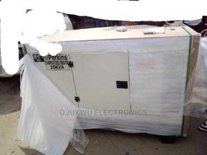 10kva Perkins Soundproof DIESEL Generator 100%Coppa | Electrical Equipment for sale in Lagos State, Lekki