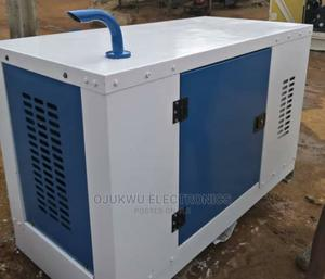 London Used 10kva Perkins Soundproof Generator 100%Coppa   Electrical Equipment for sale in Lagos State, Lekki