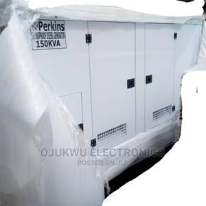 150kva Perkins Soundproof DIESEL Generator 100%Coppa | Electrical Equipment for sale in Lagos State, Lekki