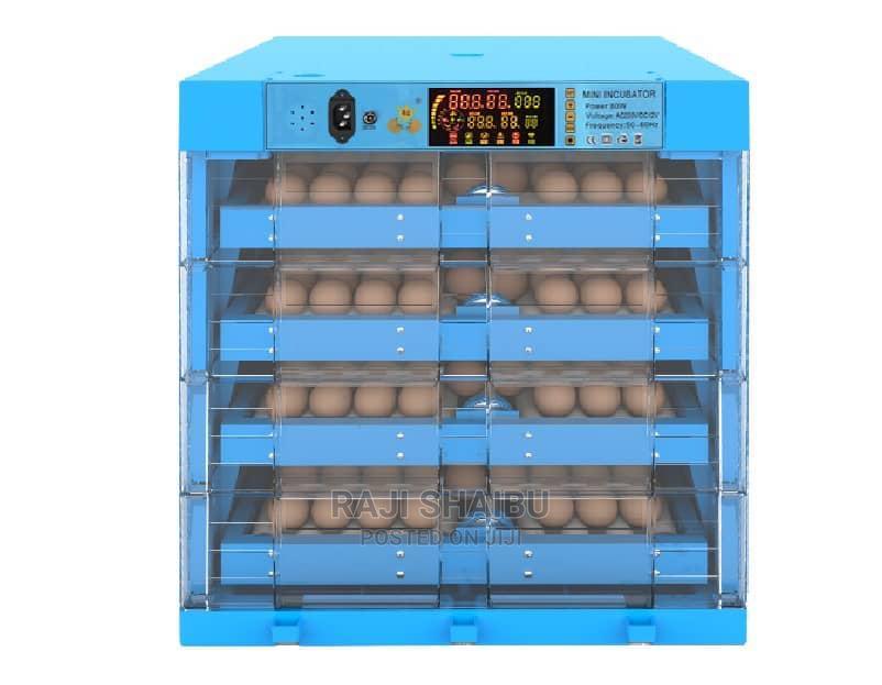 Archive: Full Automatic Egg Incubator