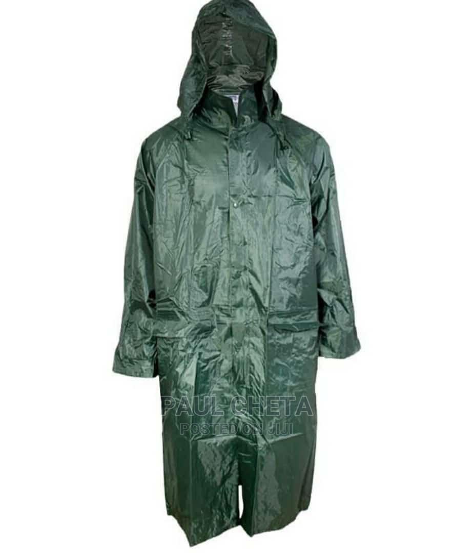 Archive: Gown Non Reflective Rain Coat