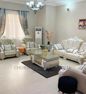 Royal Sofa Settee With Centre Table   Furniture for sale in Lagos State, Oshodi