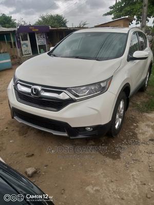 Honda CR-V 2018 LX AWD White | Cars for sale in Lagos State, Oshodi