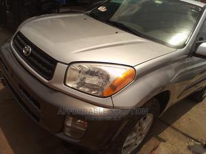 Toyota RAV4 2003 Automatic Silver | Cars for sale in Lagos State, Ifako-Ijaiye
