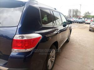 Toyota Highlander 2013 Limited 3.5L 2WD Blue   Cars for sale in Delta State, Oshimili South