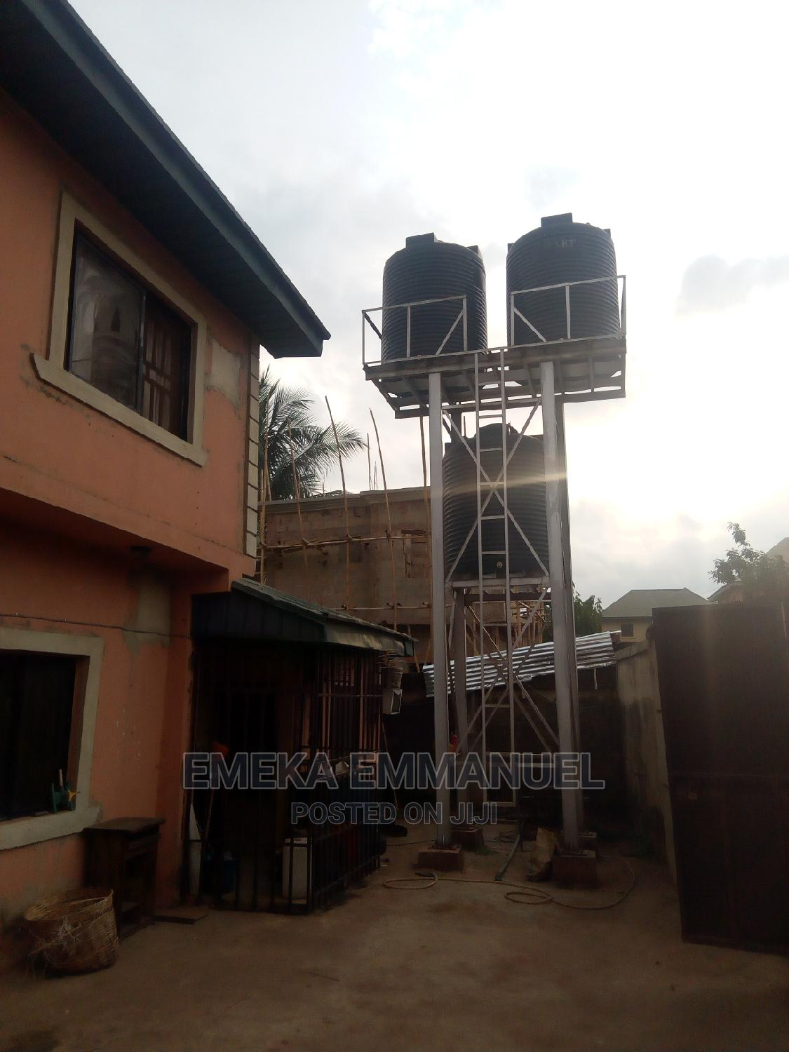 One Story Bilding for Sale at Amaenyi Awka | Houses & Apartments For Sale for sale in Awka, Anambra State, Nigeria