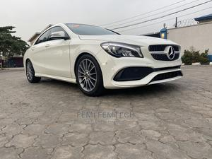 Mercedes-Benz CLA-Class 2018 White | Cars for sale in Lagos State, Ikeja