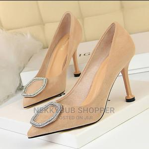 Nude Court Shoes   Shoes for sale in Rivers State, Port-Harcourt