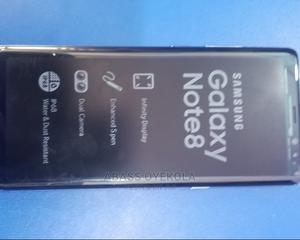 New Samsung Galaxy Note 8 64 GB Blue | Mobile Phones for sale in Osun State, Ede