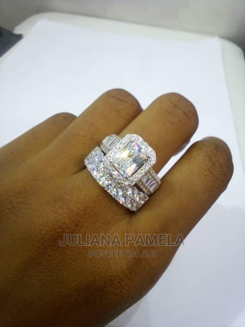 Archive: Sterling Wedding Rings