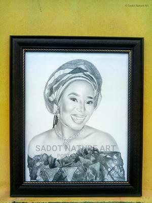 Pencil Portrait 2021b | Arts & Crafts for sale in Abuja (FCT) State, Gwarinpa