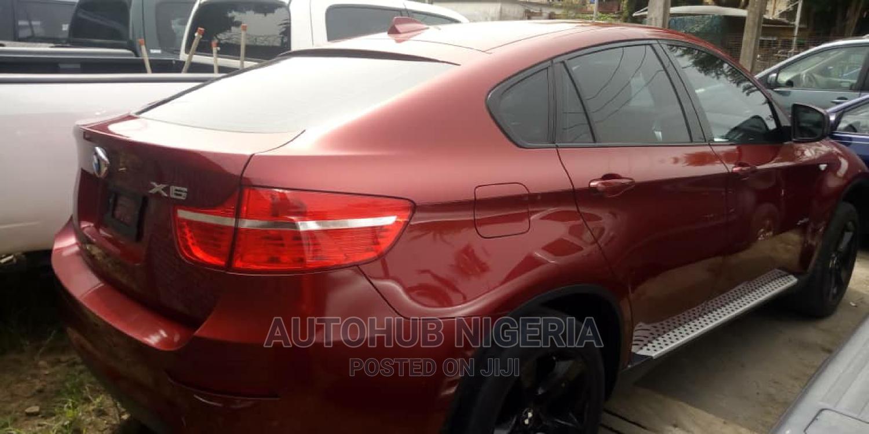 BMW X6 2010 xDrive50i Red   Cars for sale in Amuwo-Odofin, Lagos State, Nigeria