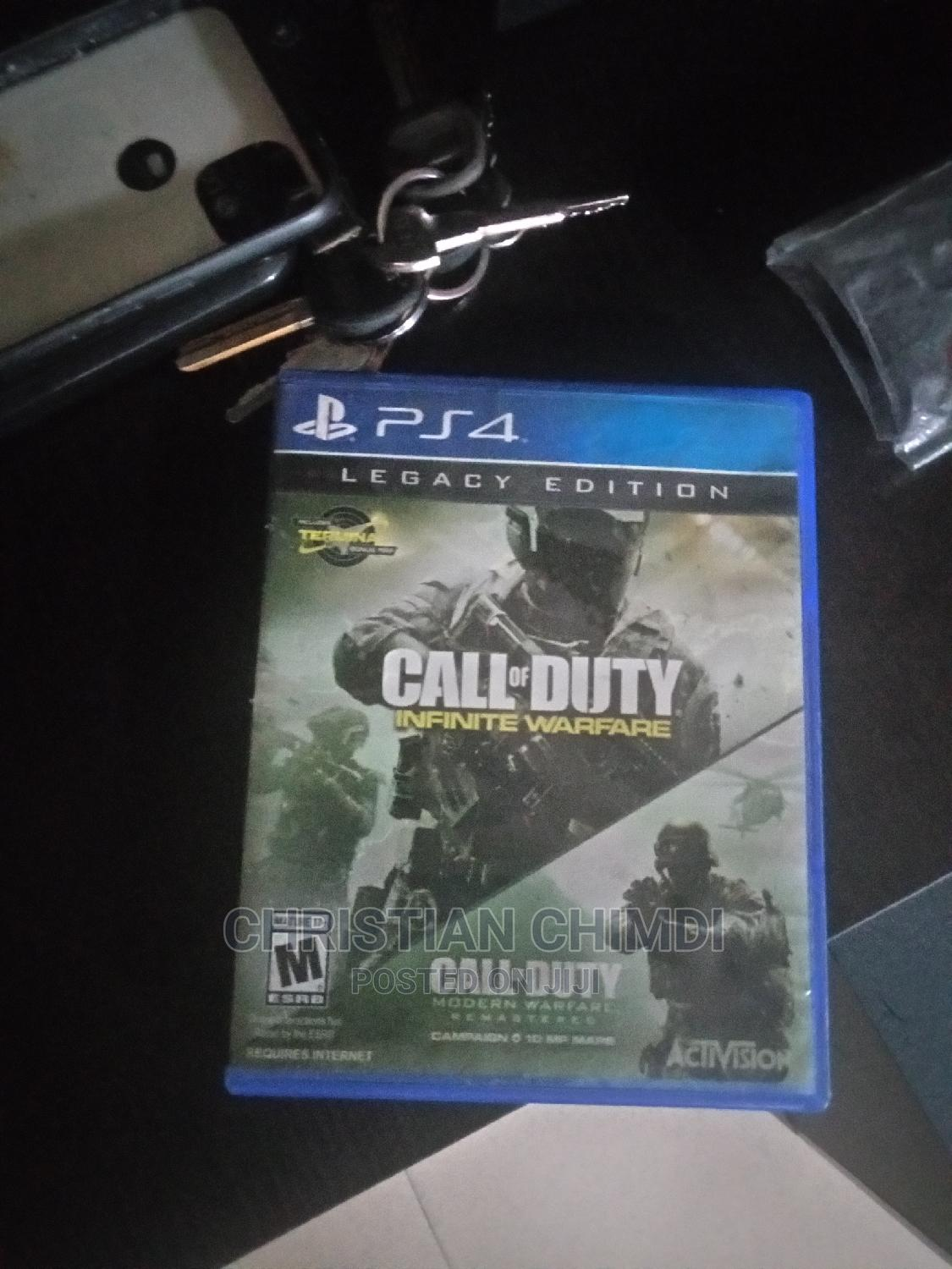 Call of Duty PS 4