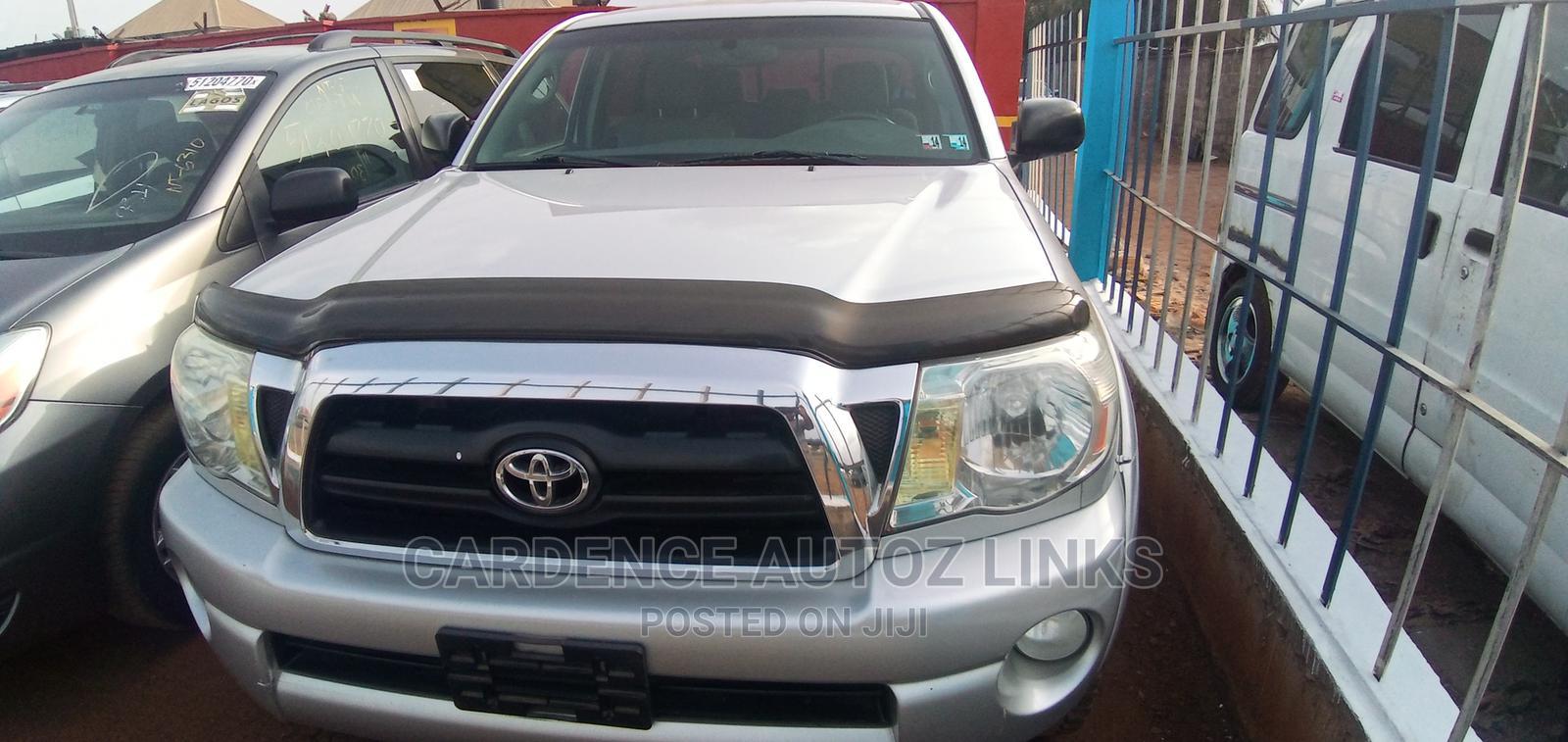 Toyota Tacoma 2006 Access Cab Silver