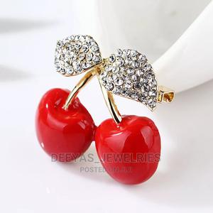 Red Brooch   Jewelry for sale in Kwara State, Ilorin South