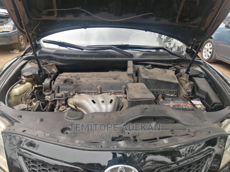 Archive: Toyota Camry 2008 2.4 SE Black