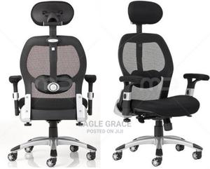 Executive Office Chair With Mesh Back | Furniture for sale in Lagos State, Gbagada