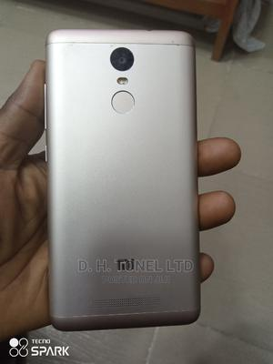 Xiaomi Redmi Note 3 32 GB Gold   Mobile Phones for sale in Lagos State, Ikeja