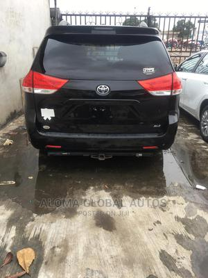 Toyota Sienna 2014 Black | Cars for sale in Lagos State, Abule Egba
