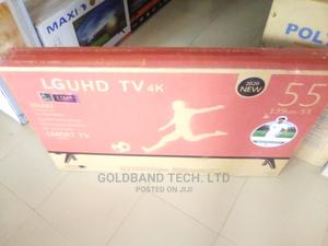 LG 55inches Smart Android Internet TV | TV & DVD Equipment for sale in Lagos State, Amuwo-Odofin
