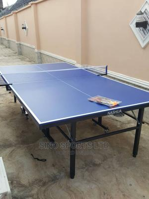 Outdoor Table Tennis Board (Water Resistant) | Sports Equipment for sale in Lagos State, Lekki