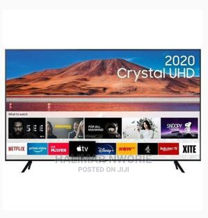 Samsung 65inch Crystal UHD 2020 TU8000 Smart TV | TV & DVD Equipment for sale in Abuja (FCT) State, Wuse