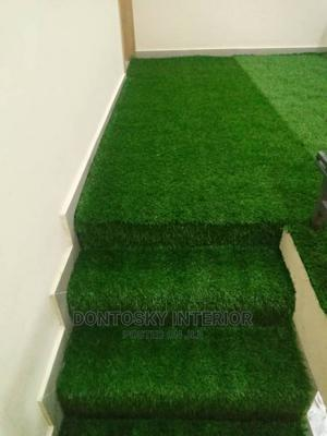 Artificial Green Grass Carpet | Garden for sale in Lagos State, Magodo