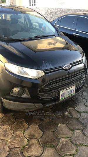 Ford EcoSport 2014 Black   Cars for sale in Abuja (FCT) State, Gwarinpa