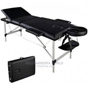 Professional Foldable Iron Massage Bed | Salon Equipment for sale in Lagos State, Lagos Island (Eko)