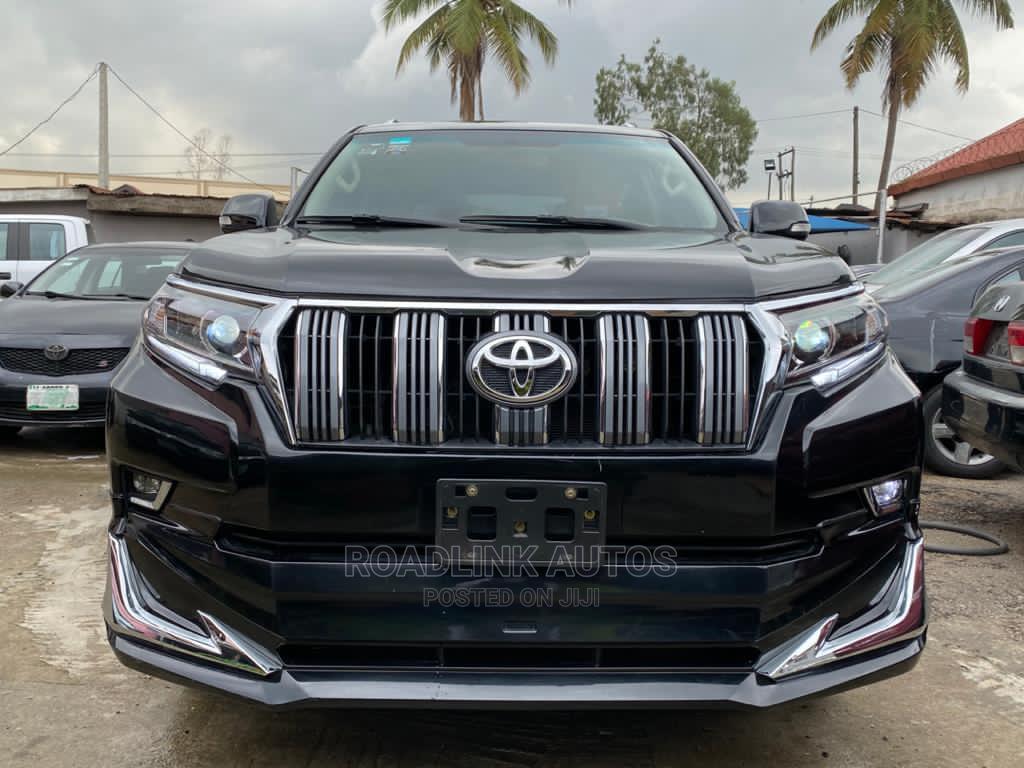 Toyota Land Cruiser Prado 2011 GXL Black