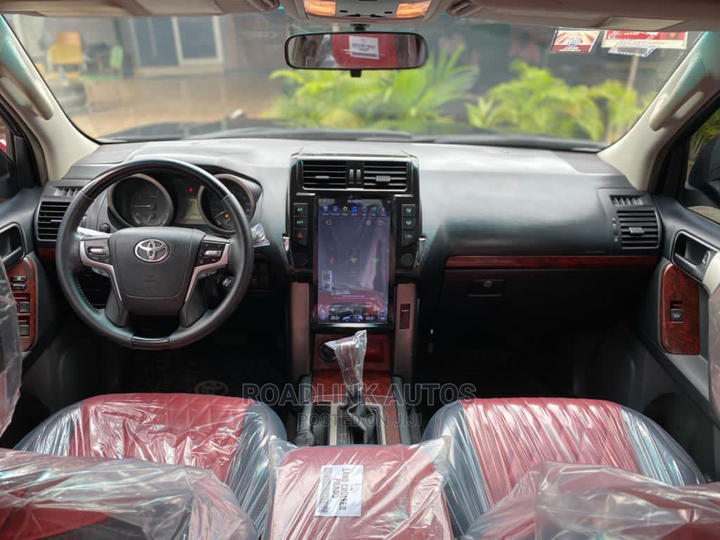 Toyota Land Cruiser Prado 2011 GXL Black | Cars for sale in Ikeja, Lagos State, Nigeria