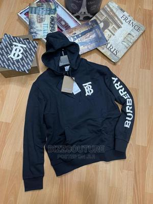High Quality Burberry Hoodies for Men | Clothing for sale in Lagos State, Magodo