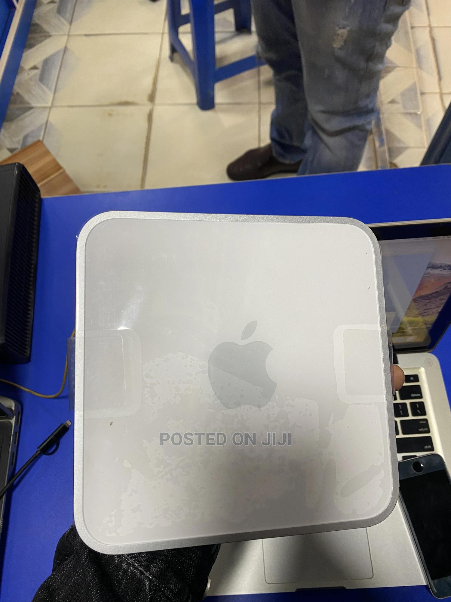 New Apple Mac Mini 4GB Intel Core 2 Duo SSHD (Hybrid) 256GB | Laptops & Computers for sale in Wuse, Abuja (FCT) State, Nigeria