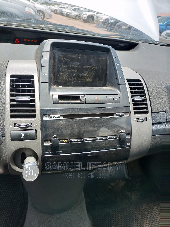 Archive: Toyota Prius 2007 Hybrid 1.5 Silver