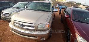 Toyota Tundra 2007 SR5 Double Cab Gold | Cars for sale in Delta State, Oshimili South