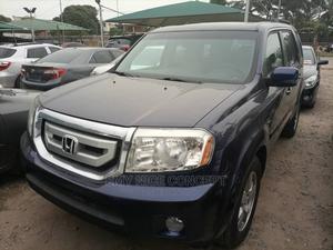 Honda Pilot 2010 Blue | Cars for sale in Lagos State, Amuwo-Odofin
