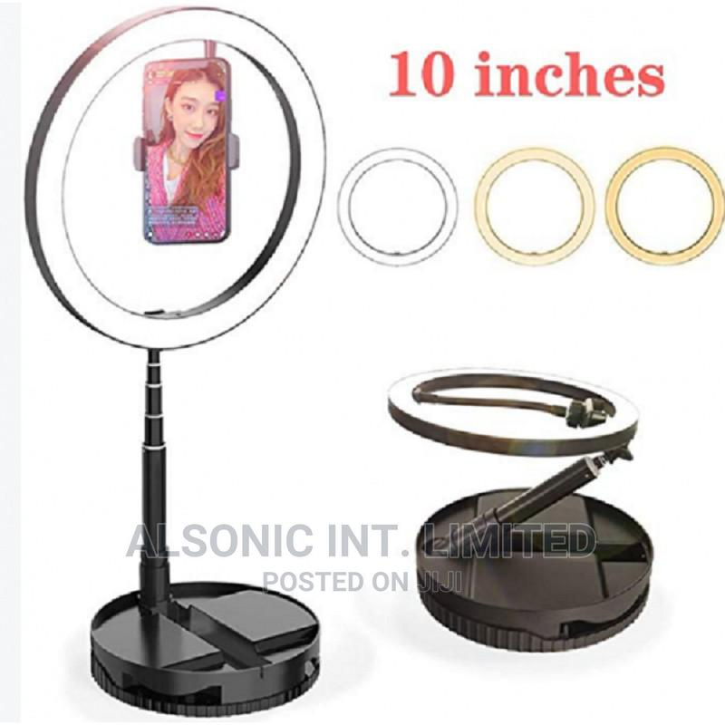 LED Ring Light For Makeup Photography Video Light