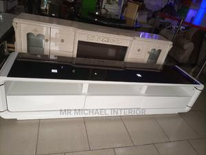 New Design Long Tv Shelf Imported From Turkey   Furniture for sale in Lagos State, Surulere