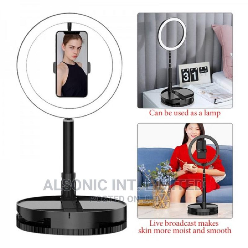 LED Ring Light For Makeup Photography Video Light | Accessories & Supplies for Electronics for sale in Wuse, Abuja (FCT) State, Nigeria
