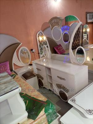 6by7 Imported Turkish Family Size Bed With Two Drawers And | Furniture for sale in Lagos State, Surulere