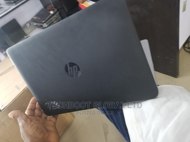 Laptop HP EliteBook 840 4GB Intel Core I5 HDD 500GB   Laptops & Computers for sale in Ikeja, Lagos State, Nigeria