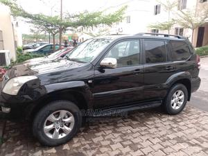 Toyota Land Cruiser Prado 2006 Black   Cars for sale in Abuja (FCT) State, Kubwa