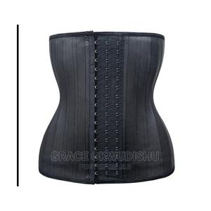 25 Steel Bones Latex Waist Trainer   Clothing Accessories for sale in Lagos State, Ikotun/Igando