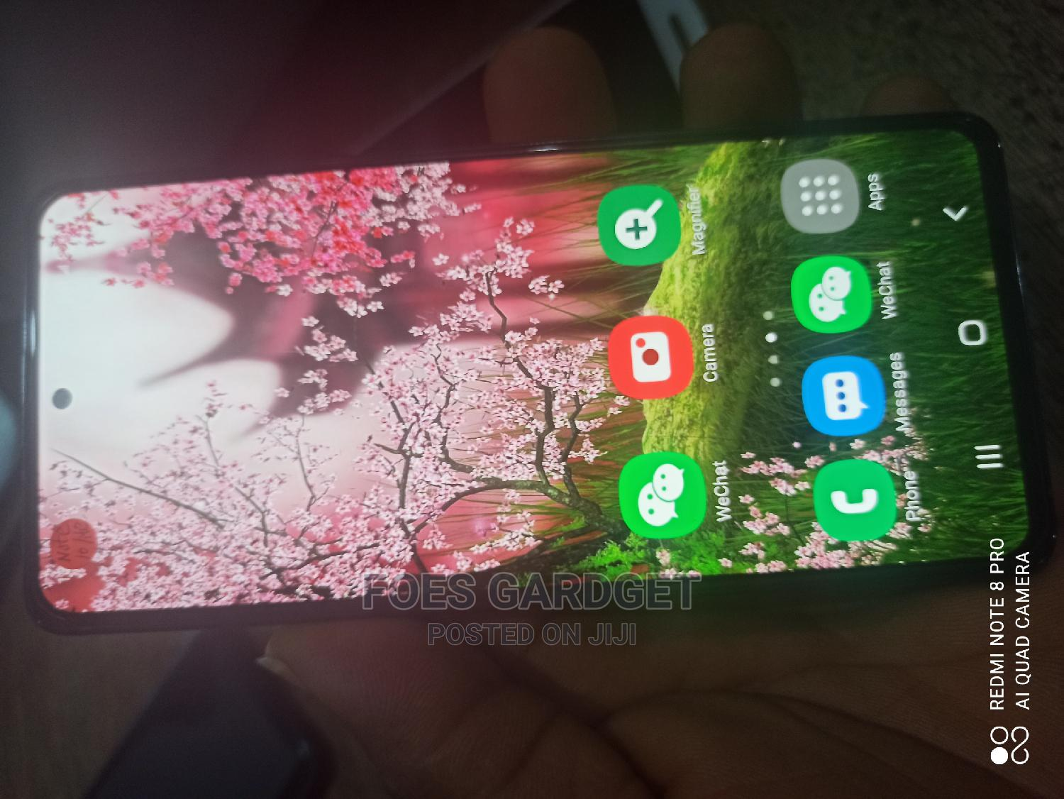 Samsung Galaxy Note 10 Lite 128 GB Blue   Mobile Phones for sale in Ikeja, Lagos State, Nigeria