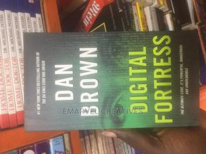 Digital Fortress by Dan Brown   Books & Games for sale in Lagos State, Surulere