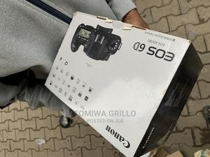 Brand New Canon EOS 6D With Accessories | Photo & Video Cameras for sale in Lagos State, Ikeja