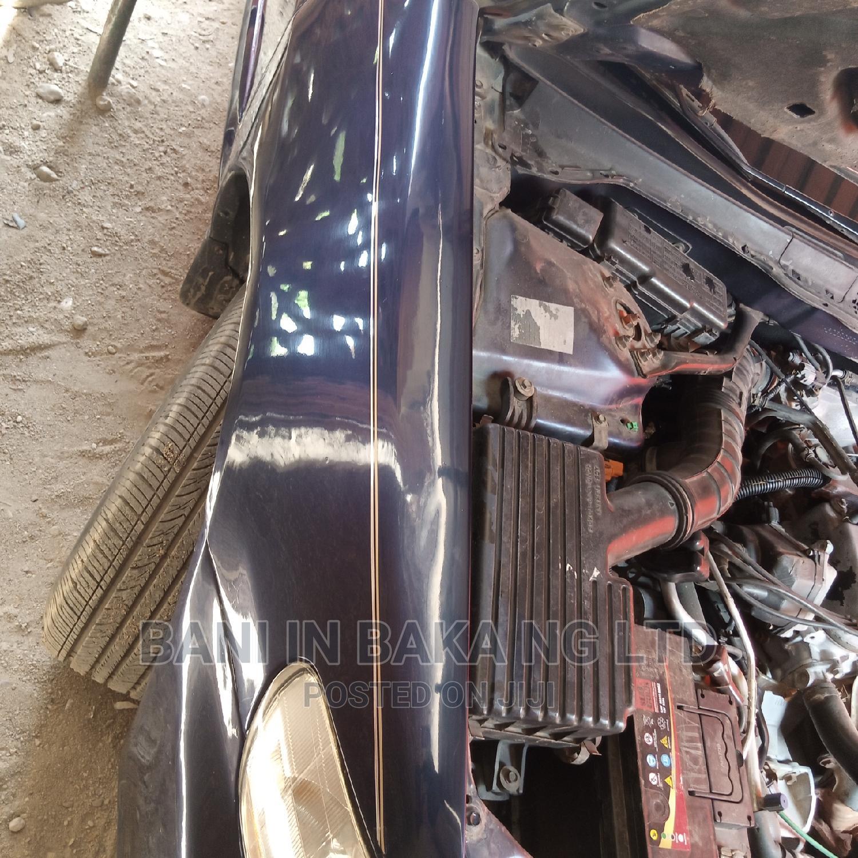 Honda Accord 2002 2.0 SE Blue   Cars for sale in Yola North, Adamawa State, Nigeria